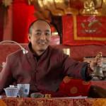 Khenpo Karma Wangyel bei der Veranstaltung in München